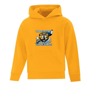 Predators Ice Classic Hoodie - Youth