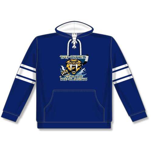 Tri-Cities Ice Classic Hockey Hoodie - Adult