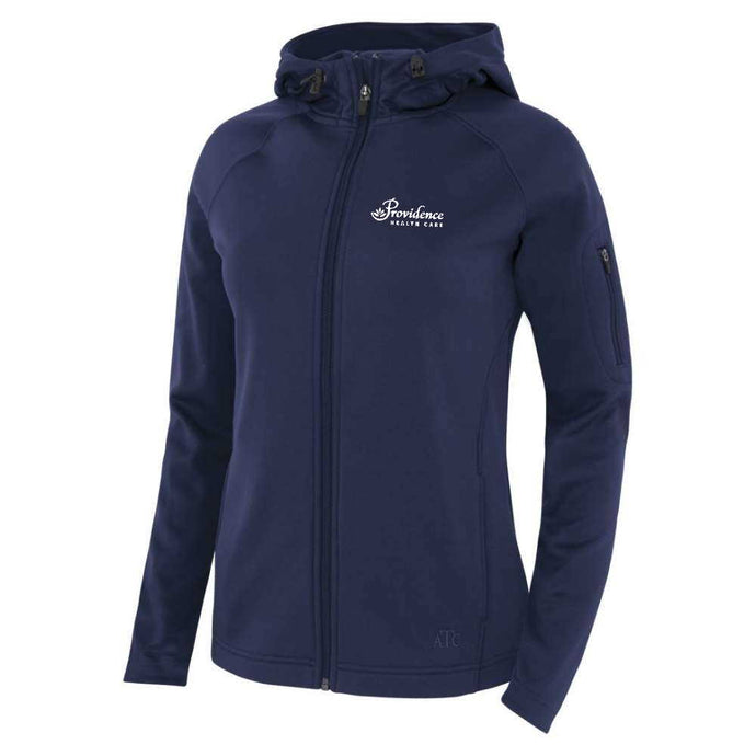 .PHC Fleece Hooded Yoga Jacket - Ladies