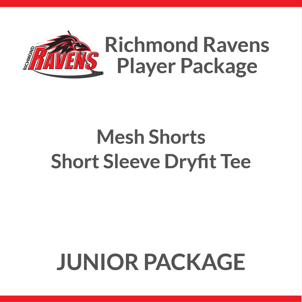 Ravens Dryfit Package - Junior