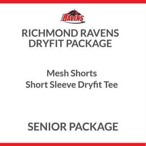 Ravens Dryfit Package - Senior