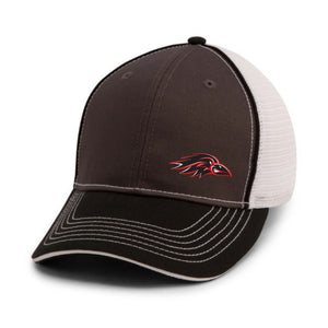 Ravens Piped Mesh Hat