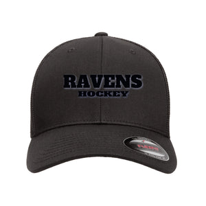 Ravens FlexFit Fitted Mesh - Adult