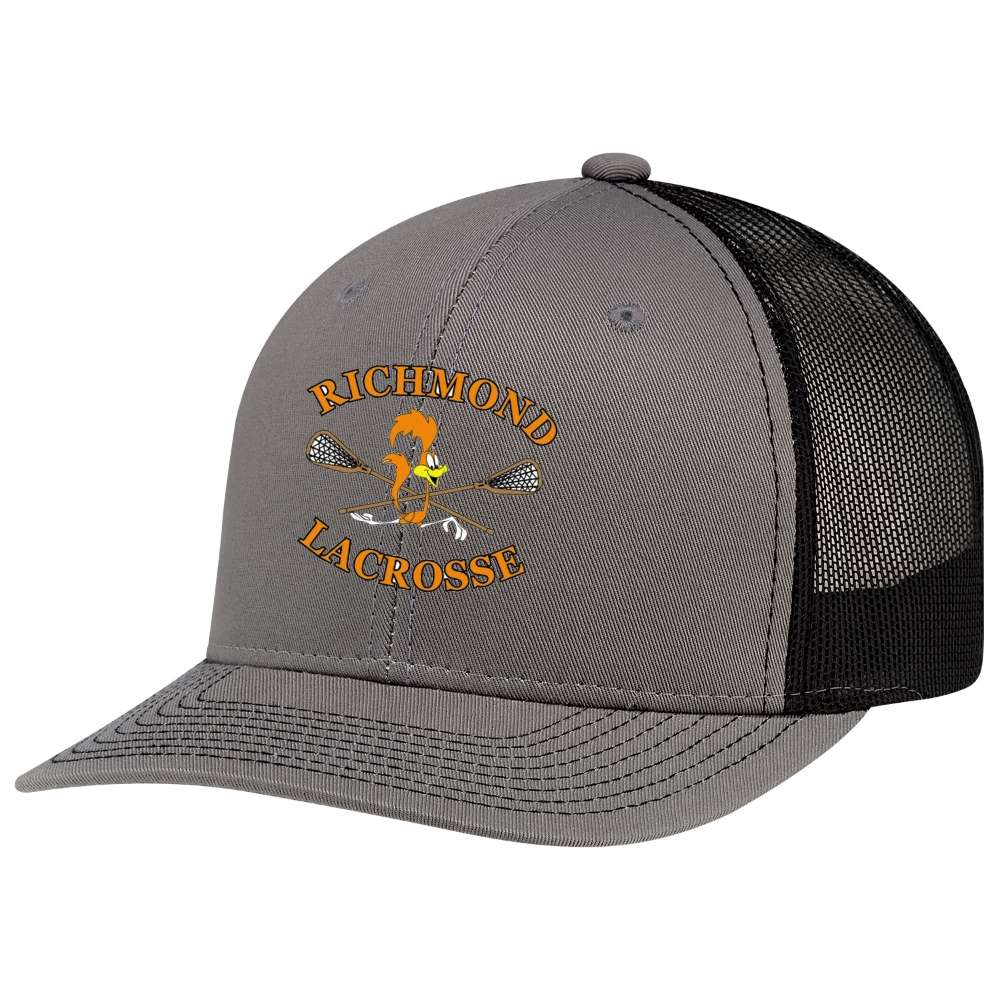 Richmond Lacrosse Player Hat