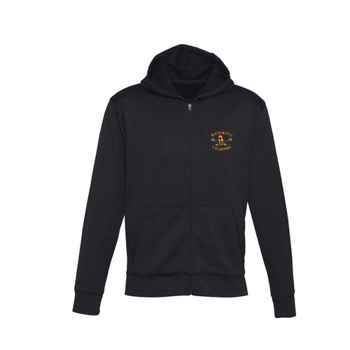 Richmond Lacrosse Hype Zip Hoodie - Youth