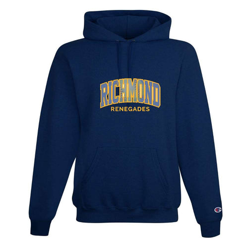 Richmond Renegades Champion Hoodie - Adult