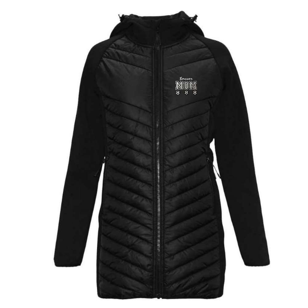 NSGSC Jacket Quilted Luna Ladies - Soccer Mom