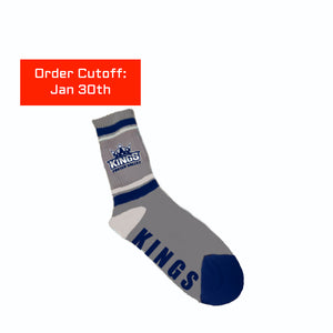 Fraser Valley Kings Sports Socks