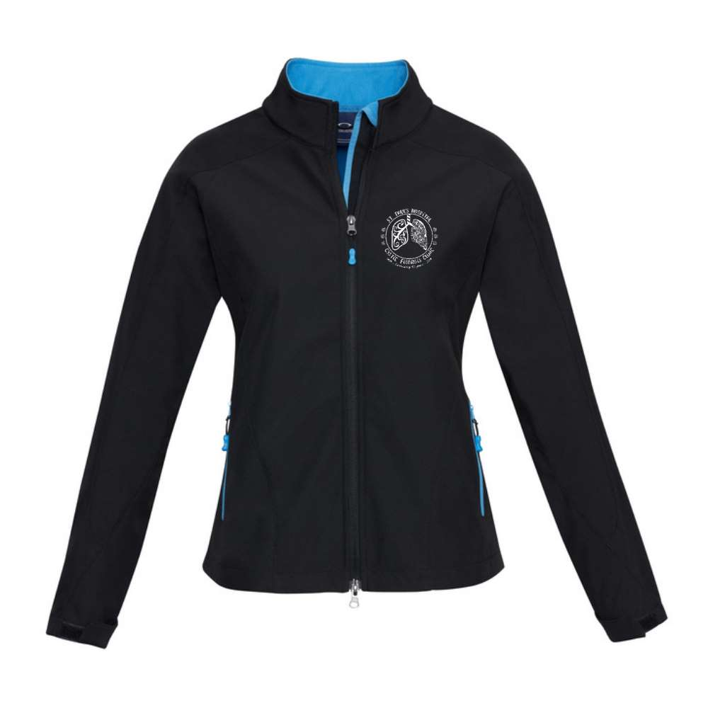 St. Paul's CF Clinic Geneva Softshell Jacket - Ladies
