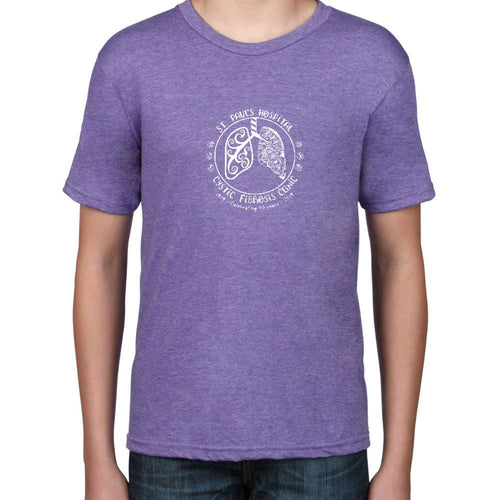 St. Paul's CF Clinic Tee - Youth
