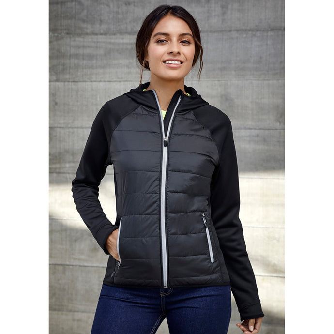 FH - Stealth Hooded Jacket - Ladies