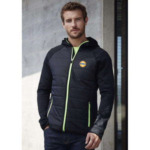 .FH - Stealth Hooded Jacket - Mens