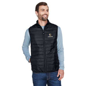 Jr Steelers Puffy Vest - Mens