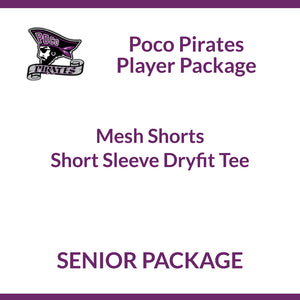 Pirates Player Package - Senior