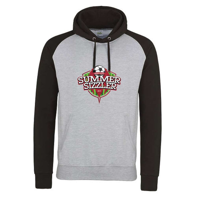 Edmonton Summer Sizzler 2-Tone Hoodie - Youth