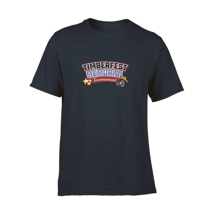 Timberfest Memorial Dryfit Tee - Youth