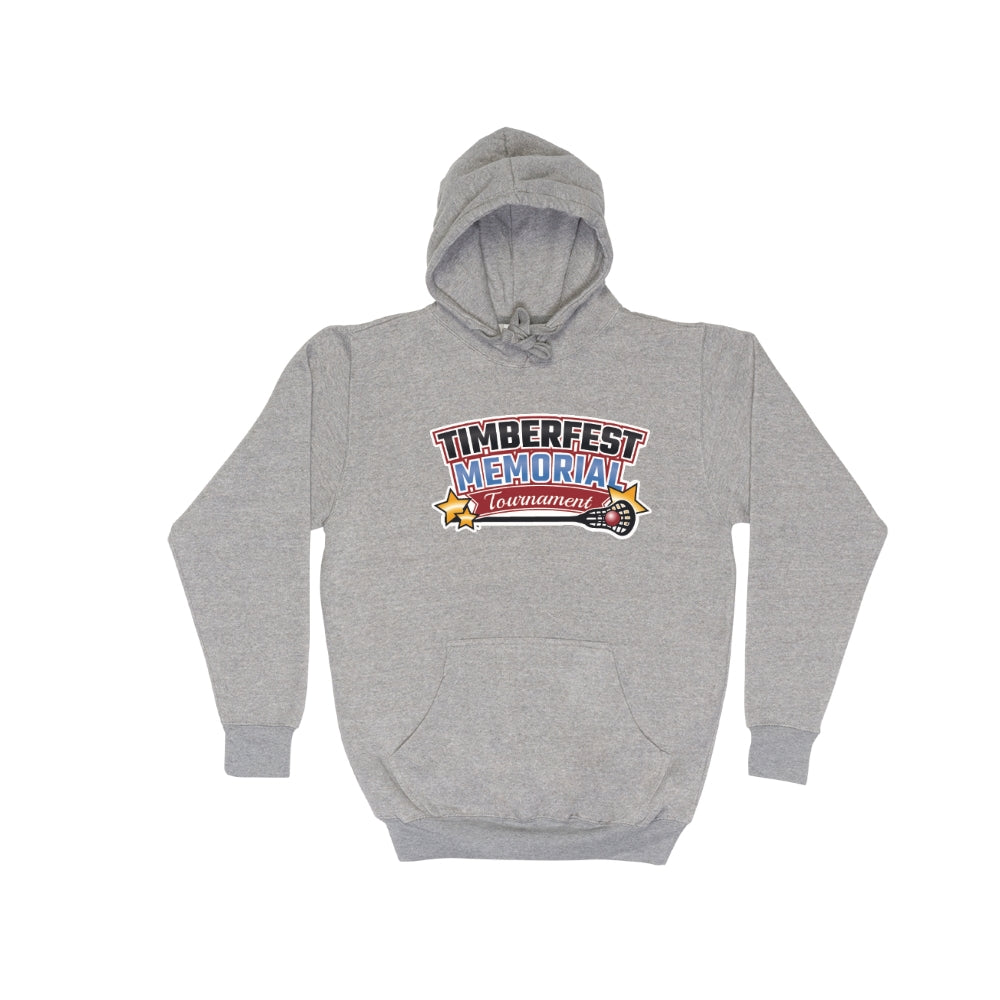 Timberfest Memorial Graphite Hoodie - Youth