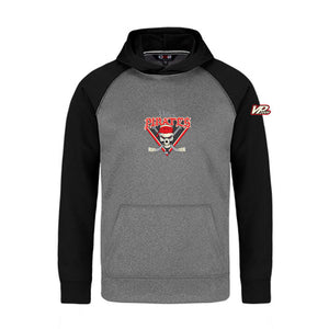 Valley Pirates 2-Tone Hoodie - Youth