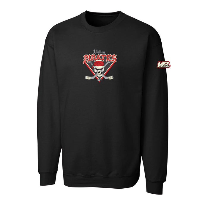 Valley Pirates Crewneck Sweatshirt - Unisex