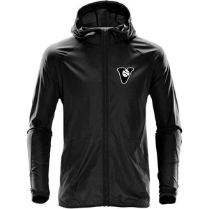 Vancouver Minor Softball Lightweight Hooded Shell - Mens