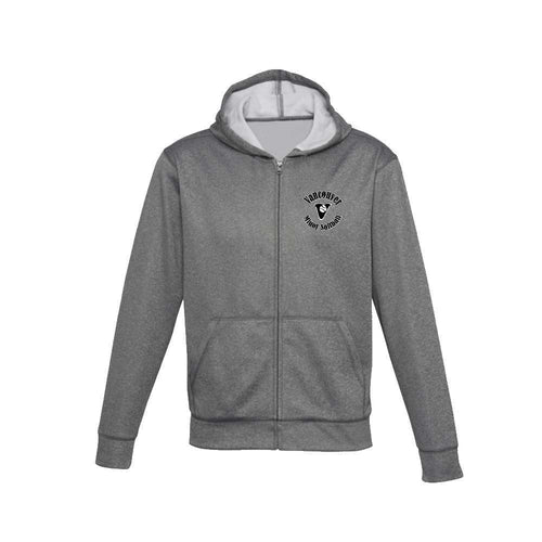 Vancouver Minor Softball Hype Zip Hoodie - Youth