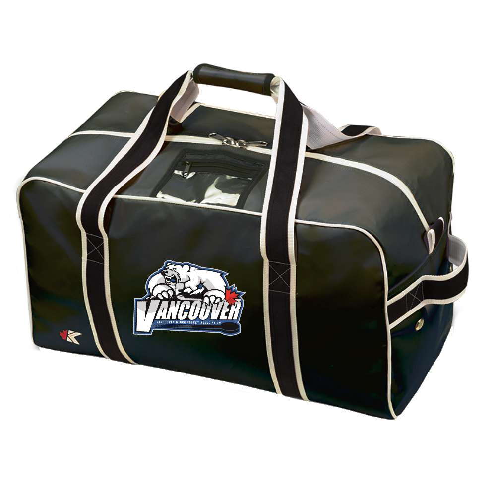 VMHA PVC Hockey Bag