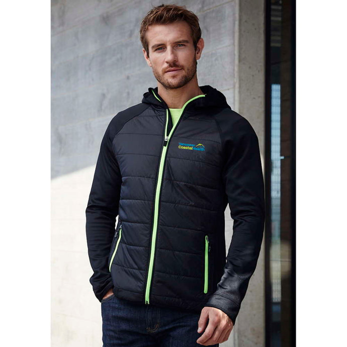VCH Stealth Hooded Jacket - Mens