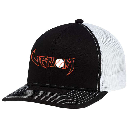 Venom Softball Hat - Deluxe Chino Twill