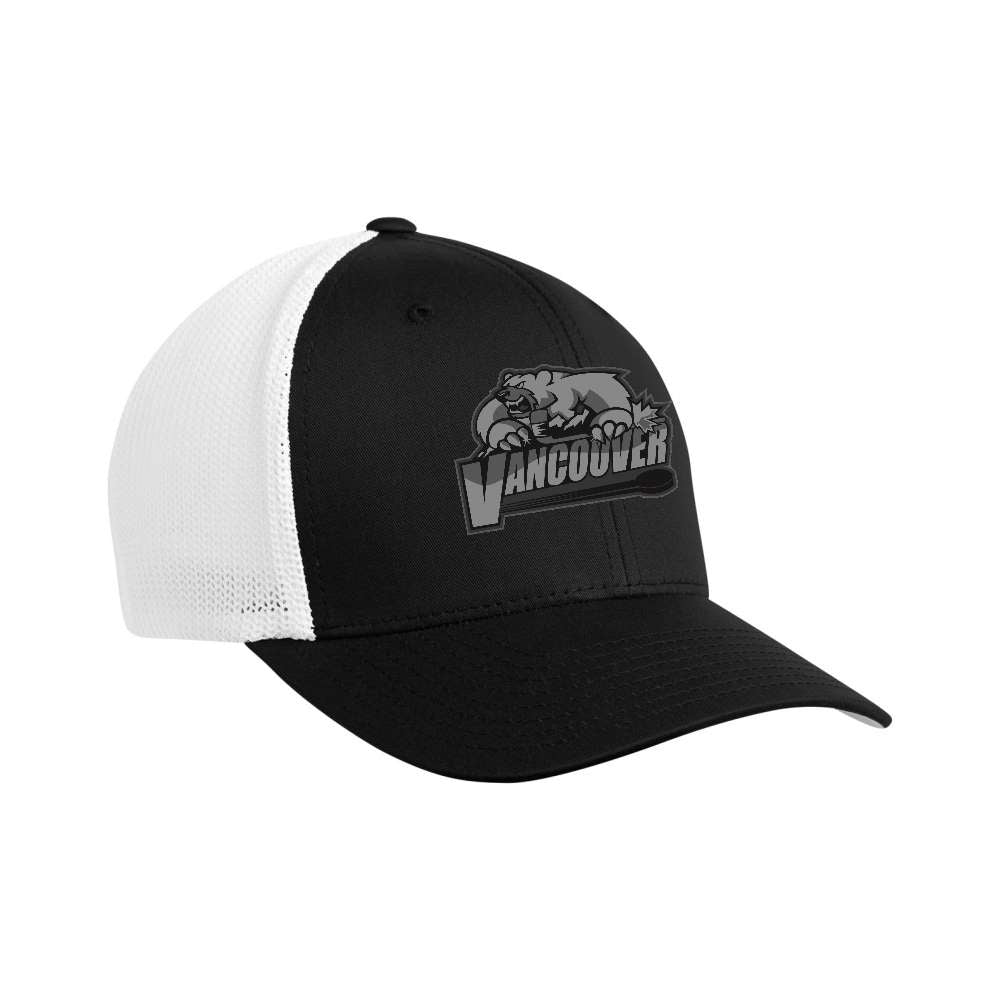 VMHA Hat - FlexFit Fitted Mesh - Adult