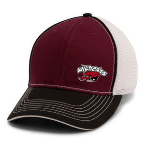 Wildcats Piped Mesh Hat