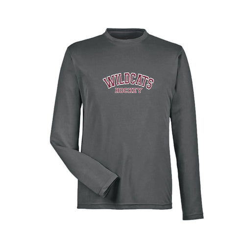 Wildcats Long Sleeve Dryfit - Youth