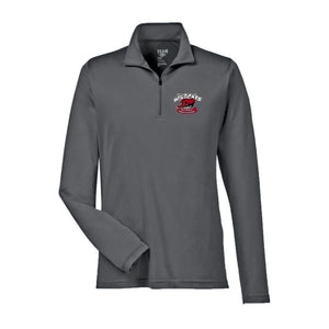 Wildcats Zone Dryfit 1/4 Zip - Youth