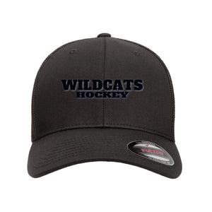 Wildcats FlexFit Fitted Mesh Hat - Adult