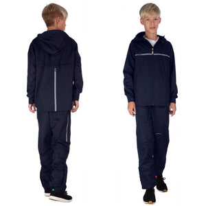 LMHA M2 Hooded Track Jacket - Youth