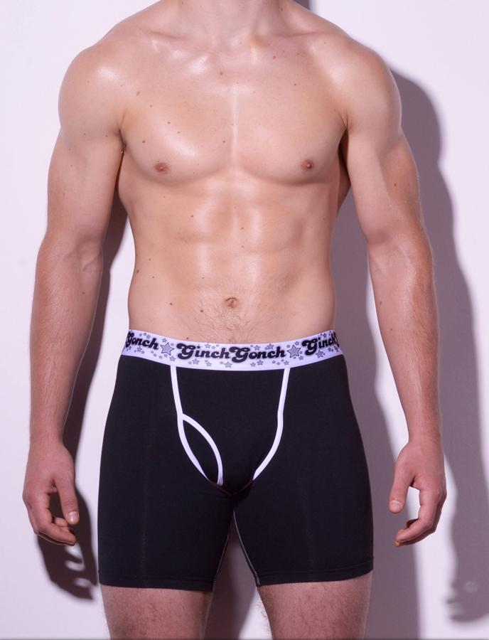 Black Magic Long Brief