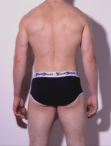 Black Magic Brief - Men's Underwear