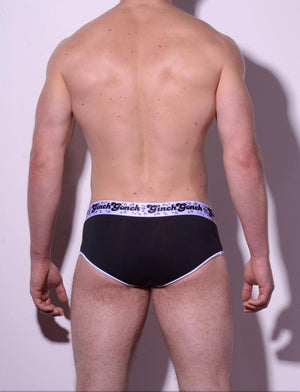 Black Magic Men's Low Rise Brief Underwear