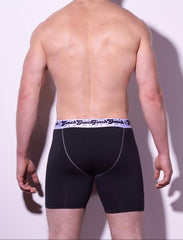 Black Magic Long Brief - Men's Underwear