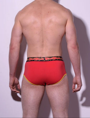 Atomic Fireballs Brief - Men's Underwear