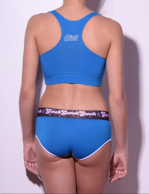 Blue Coconuts Women's Sports Bra