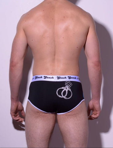 Book'em Brief - Men's Underwear
