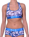 Busted Women's Sports Bra