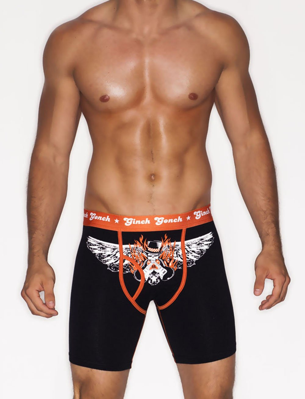Rock Me Long Brief - Men's Underwear
