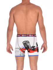 I Love London Boxer Brief - Men's Underwear
