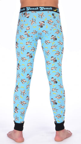 Monkey Business Men's Long Johns