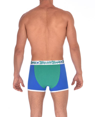 Blue Lagoon Trunk - Men's Underwear