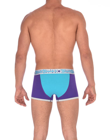 Purple Haze Trunk - Men's Underwear
