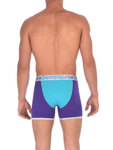 Purple Haze Boxer Brief - Men's Underwear