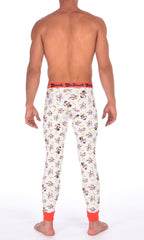 Gone Bananas Men's Long Johns