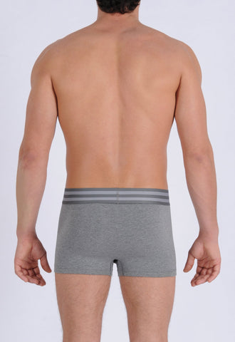 Men's Signature Series Underwear - Trunk Grey